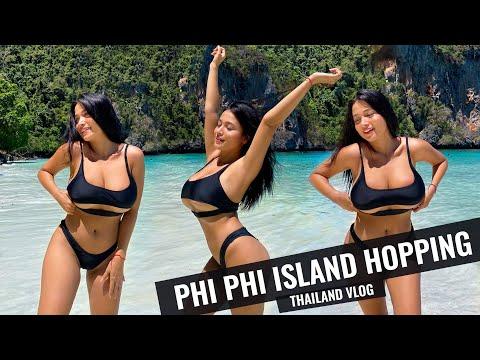 THAILAND VLOG – Phi Phi Island Hopping