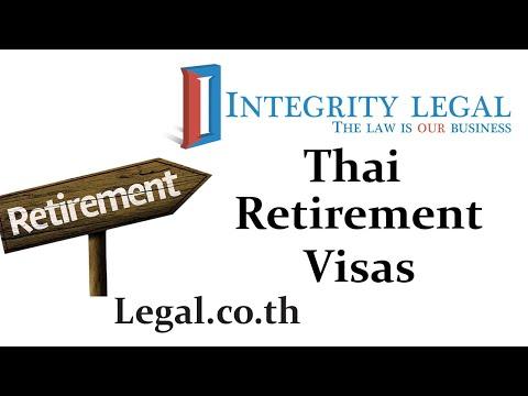 Can O Retirement Visa Holders Enter Thailand?