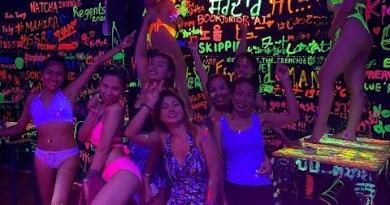 Pattaya Soi Buakao Annie Jack's Inviting Thai Lady Bar