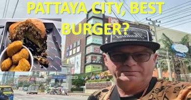PATTAYA THAILAND'S BEST BURGER? PRIME BURGER