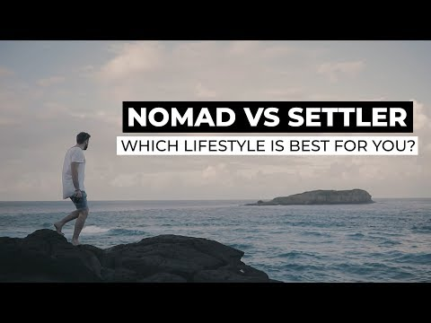 "Digital Nomad Lifestyles vs ""Usual"" Lifestyles"