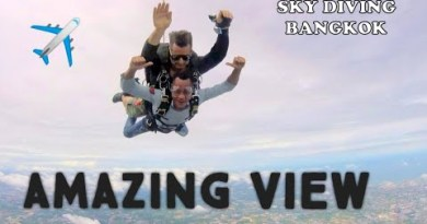 Least pricey Skydiving at pattaya 14000 toes. in asia