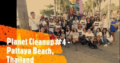 Planet Cleanup 4 – Pattaya Seaside