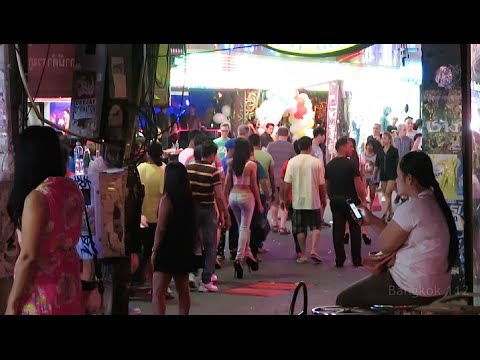 Pattaya Walking Avenue p3 – 2015