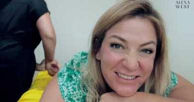 We Tried Sugar Waxing in Bali | THE BRAZILIAN WAXING PAIN CHALLENGE | Alexa West, HiSugars Canggu