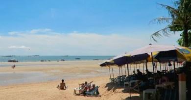 Pattaya Shoreline – August 2016