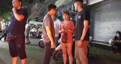 Thai Devices at Pattaya Strolling Avenue – 23 October 2020