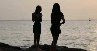 Soundless Evening at Pattaya Jomtien Seaside – No Tourists!