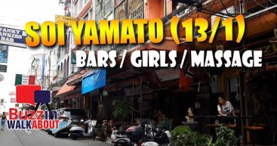 Soi Yamato Soi 131 Pattaya – Bars and restaurants intelligent for prospects to come attend. (October 2020)