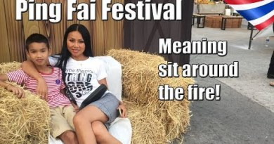 The Sit down Around The Fire Festival…Truthfully! | Living in Thailand 2020