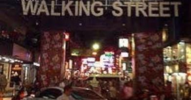 Renowned Strolling Boulevard – Pattaya