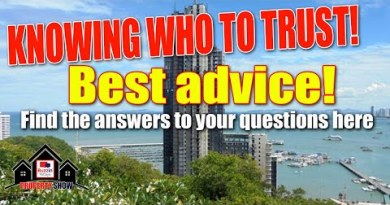 Pattaya property – Know who to belief with you money and affords the ideal  Pattaya property advcie.