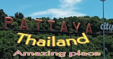 Pattaya Seaside/ Thailand