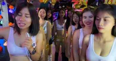[LIVE] Pattaya Oh Bar Girls !!  30/oct//2020
