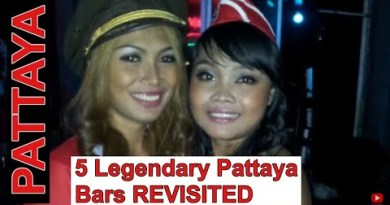 5 Legendary Pattaya Bars Revisited | WHAT DO THEY LOOK LIKE NOW