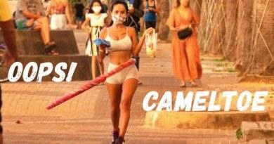 "OOPS! ""CAMELTOE"" Pattaya, Daytime , Beach Avenue. Thailand, Vlog#8"