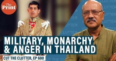 Understanding Thailand's turmoil: Protection power-monarchy nexus, endless coups & democratic impulse