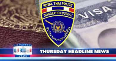 FABULOUS 103FM HEADLINE NEWS from Thailand & Pattaya   12th November 2020