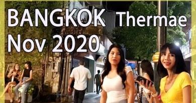 Bangkok Nightlife 2020 | Thermae, Cowboy, Soi 4 Nana [4K] – Freelancers and bargirls