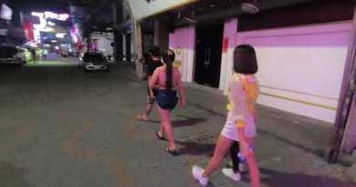 WALKING STREET PATTAYA THAILAND 2020
