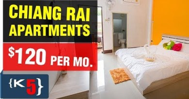 Chiang Rai Apartment Rental Tour For Long Length of time Cease