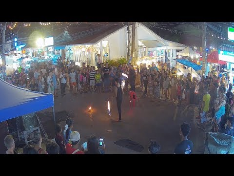Lamai Strolling Street Dwell Stream From Lamai, Koh Samui, Thailand | Dwell HD Webcam | SamuiWebcam