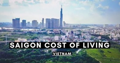 VIETNAM COST OF LIVING 2019 | Our month-to-month expenses | Digital Nomad | Vlog #043