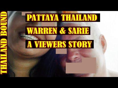 WARREN & SARIE'S RELATIONSHIP PATTAYA THAILAND