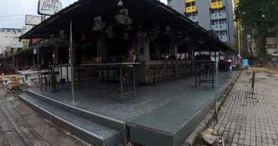 Soi 7 Pattaya 15/12/20 5pm. Many bars closed!!