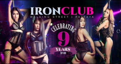 Iron Membership's 9 Year Anniversary   Strolling Facet toll road, Pattaya Occasion Occasion