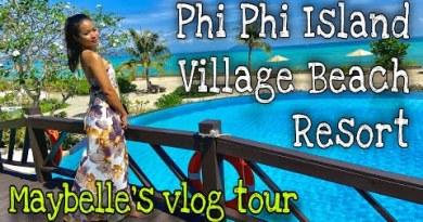 Phi Phi Island Village Coastline Resort, Thailand Plug Vlog 2020