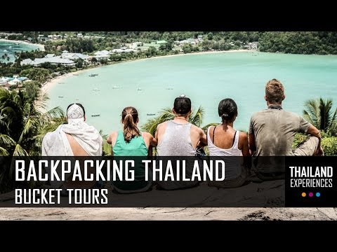 Perfect Thailand Backpacking Video 2014 | Bucket Excursions | Thailand Experiences [HD]