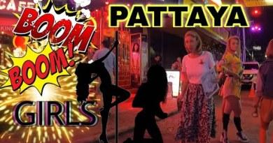INDIAN WALKING RED LIGHT AREA 🚫 PATTAYA -WALKING STREET THAILAND VLOG-6