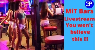 Pattaya Made in Thailand Bars Livestream, you too can no longer imagine this