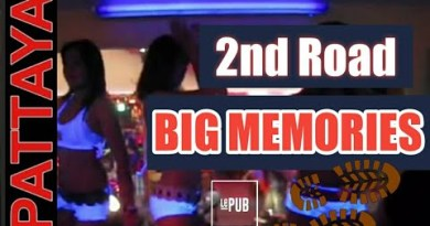 Pattaya 2d Avenue Bars Stroll and Talk | BIG MEMORIES IN THAILAND