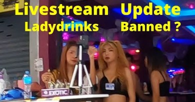 Pattaya Livestreaming, Ladydrinks to be Banned ?
