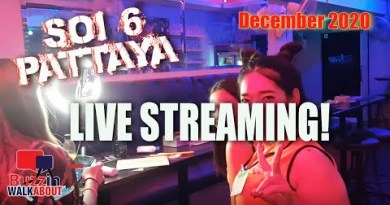 Soi 6 Pattaya Thailand December 2020 – Are dwelling streaming is preserving this Soi alive lawful now!