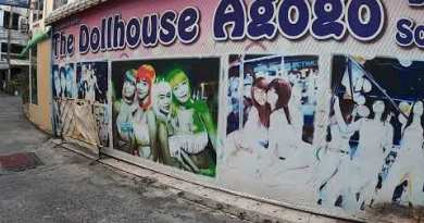 Strolling Boulevard Pattaya 5pm 23/12/20. Ghost Town!!!
