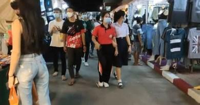 Pattaya Night Market, Will You Relish Me (You=Farang😂)