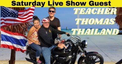 LIVE Trainer Thomas Thailand – Starting Over in Thailand