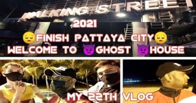 Strolling boulevard Welcome to Ghost Home with Jannat Zubair _  Pattaya City Strolling boulevard 2021 Make