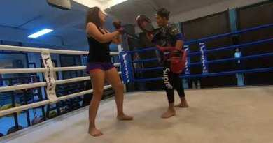 Pattaya Girls are Stable! Brutal kicks and no gloves Punchs.