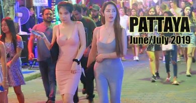 Pattaya Ladyboys 4K
