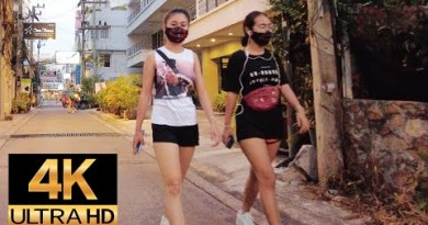 Pattaya 4K Stroll 2021 Jan 7. Lockdown quandary.BeachRoad Soi 12, 13, 13/1, 13/2, 13/3, 13/4
