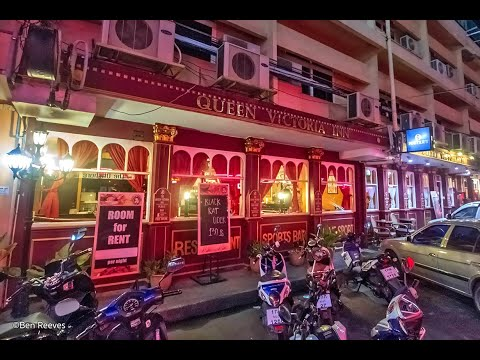 Pattay Strolling Avenue | Pattaya Soi 6 | Pattaya Seaside Road 2021