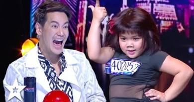 Child Dancer WOWS Judges on Thailand's Got Abilities | Got Abilities Global