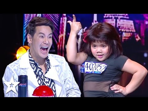Child Dancer WOWS Judges on Thailand's Got Abilities | Got Abilities Global