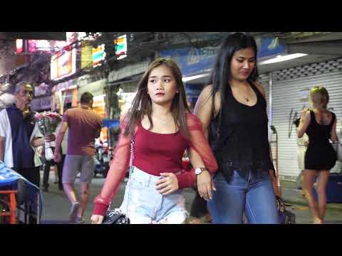 Pattaya, Seaside Avenue, Walking Avenue