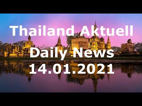 Thailand Aktuell – Each day Information vom 14. Januar 2021