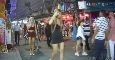 Walking Street Nightscenes – Pattaya Nightlife